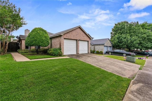 1930 Geary Street, Garland, TX 75043 (MLS #14093224) :: The Hornburg Real Estate Group