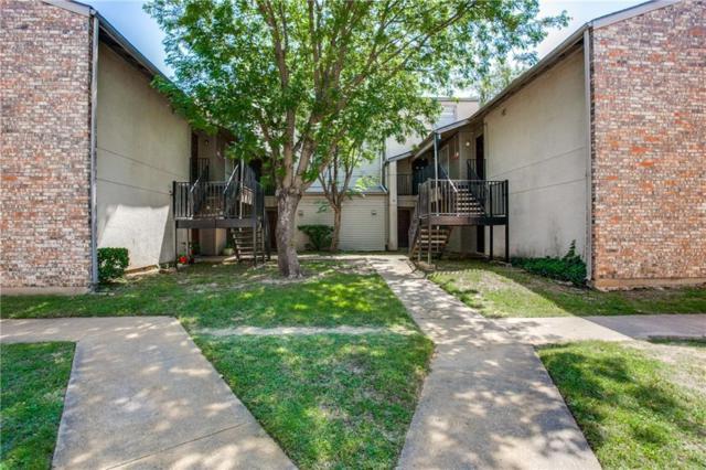 5532 Boca Raton Boulevard #291, Fort Worth, TX 76112 (MLS #14093237) :: Lynn Wilson with Keller Williams DFW/Southlake