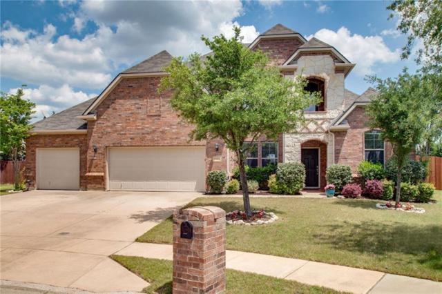 15800 Badger Creek Lane, Fort Worth, TX 76177 (MLS #14093242) :: Baldree Home Team