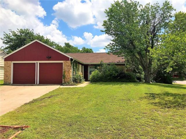 7000 Moss Rose Court, Fort Worth, TX 76137 (MLS #14093290) :: The Hornburg Real Estate Group
