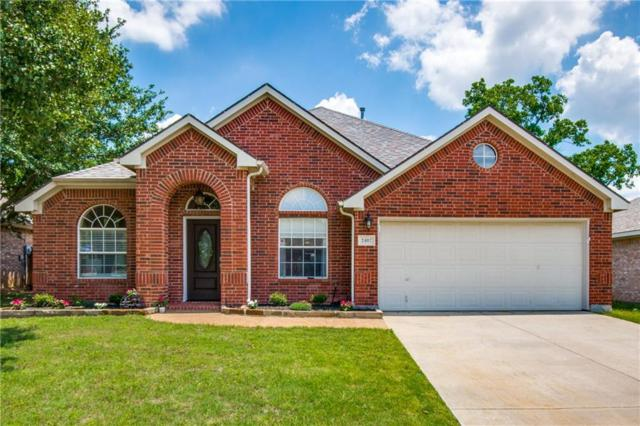 2402 Blue Holly Drive, Corinth, TX 76210 (MLS #14093302) :: Team Tiller