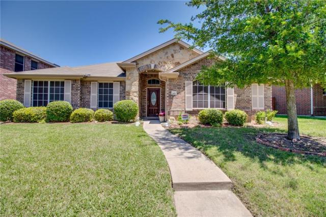 1668 Ambercrest Drive, Lancaster, TX 75146 (MLS #14093318) :: The Hornburg Real Estate Group