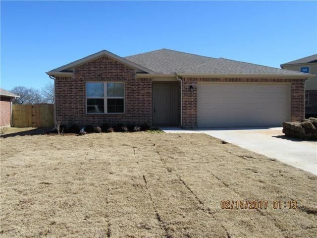 1725 Fairway Drive, Sherman, TX 75090 (MLS #14093326) :: Baldree Home Team