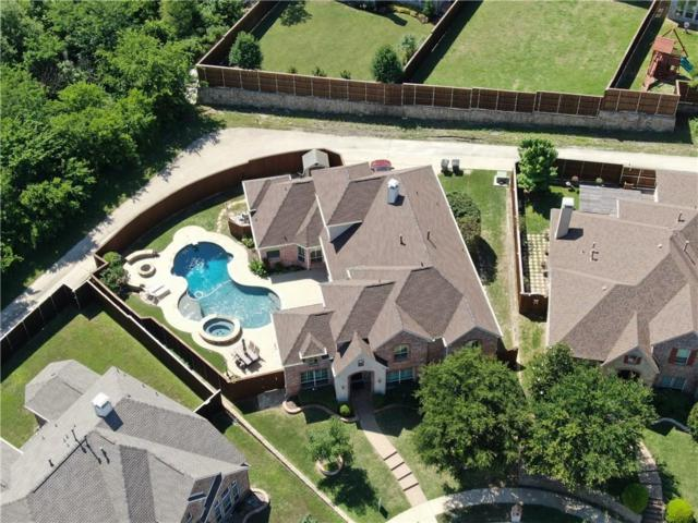 2007 Burnside Drive, Allen, TX 75013 (MLS #14093356) :: The Good Home Team