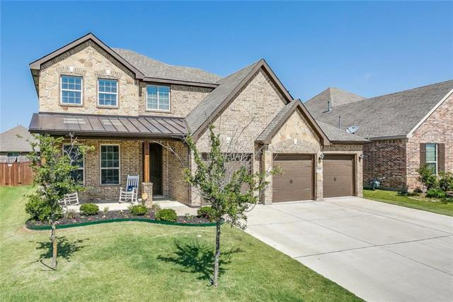 1185 Barberry Drive, Burleson, TX 76028 (MLS #14093357) :: The Mitchell Group