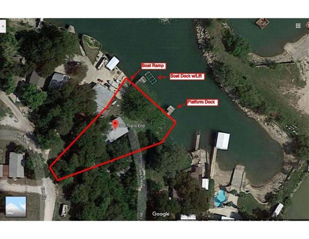 300 Trails End, Bridgeport, TX 76426 (MLS #14093359) :: North Texas Team   RE/MAX Lifestyle Property