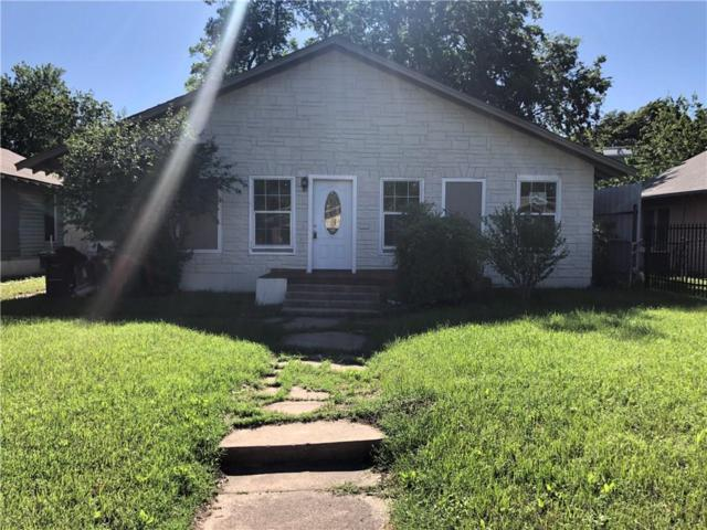 2934 S Adams Street, Fort Worth, TX 76110 (MLS #14093368) :: The Hornburg Real Estate Group