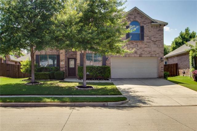 944 Monticello Drive, Burleson, TX 76028 (MLS #14093377) :: The Mitchell Group