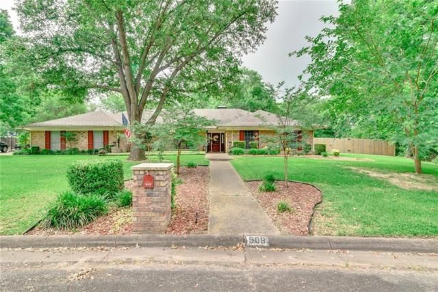 909 Royal Lane, Corsicana, TX 75110 (MLS #14093378) :: The Mitchell Group