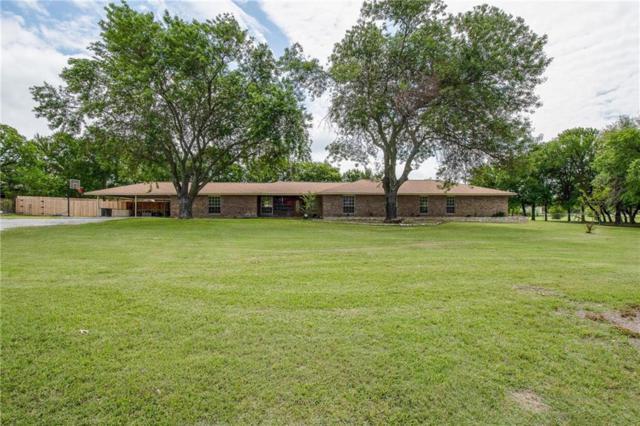 340 Vista Drive, Willow Park, TX 76087 (MLS #14093441) :: Van Poole Properties Group
