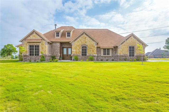 3721 Little Oak Lane, Weatherford, TX 76087 (MLS #14093458) :: The Tierny Jordan Network