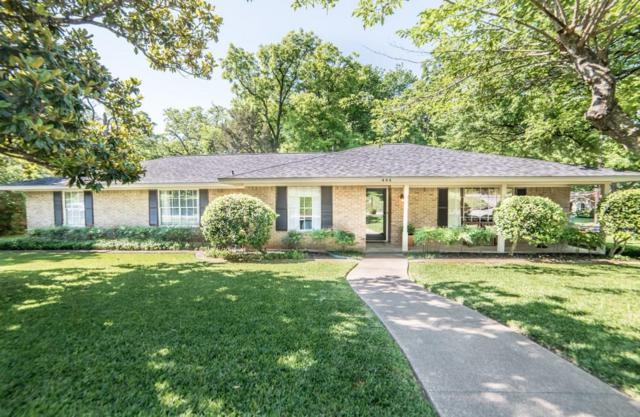 444 Lakewood Drive, Desoto, TX 75115 (MLS #14093484) :: Roberts Real Estate Group