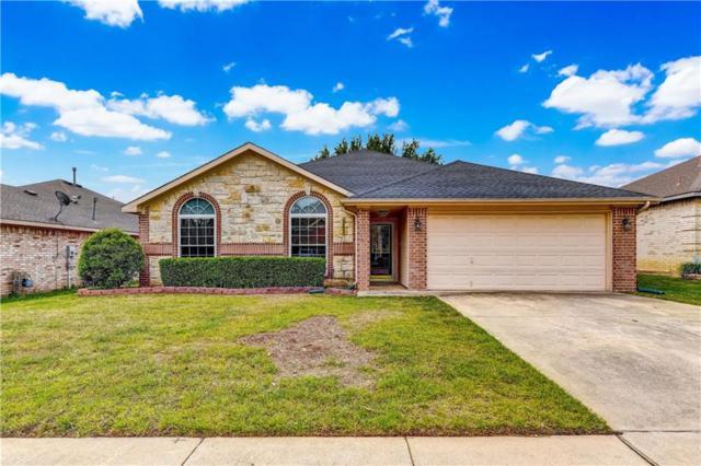 1073 Hillwood Drive, Saginaw, TX 76179 (MLS #14093487) :: The Chad Smith Team