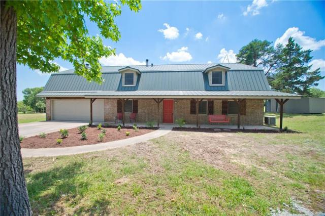 301 Murr Road, Azle, TX 76020 (MLS #14093490) :: The Real Estate Station