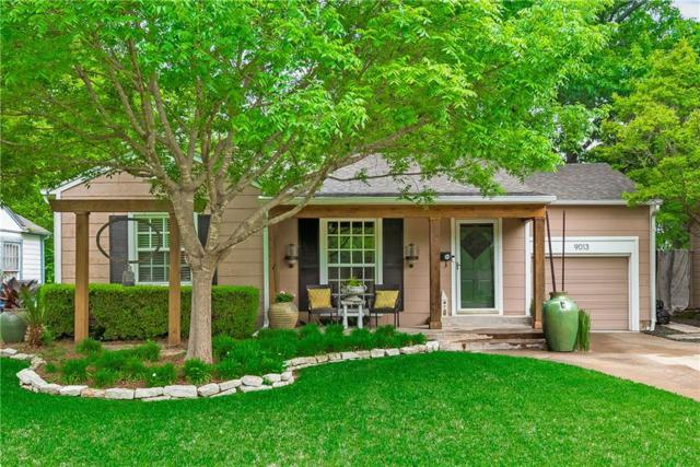 9013 Forest Hills Boulevard, Dallas, TX 75218 (MLS #14093503) :: Century 21 Judge Fite Company
