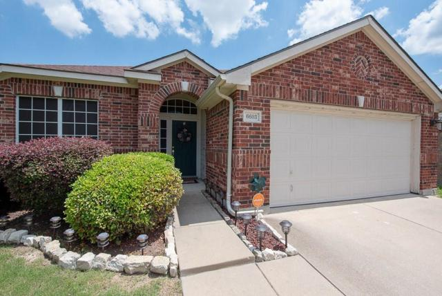 6603 Kinross Drive, Arlington, TX 76002 (MLS #14093505) :: Lynn Wilson with Keller Williams DFW/Southlake