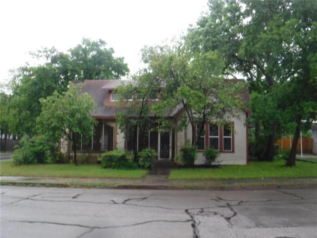 401 College Street, Cleburne, TX 76033 (MLS #14093515) :: Potts Realty Group
