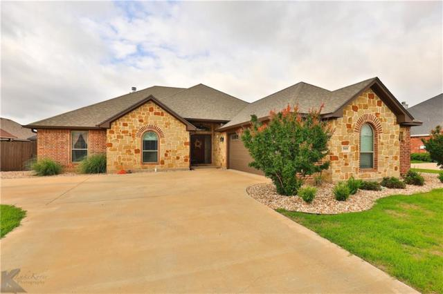 3901 Hill Country Drive, Abilene, TX 79606 (MLS #14093517) :: Century 21 Judge Fite Company