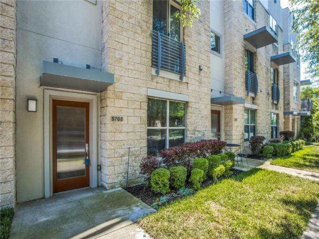 5708 La Vista Drive, Dallas, TX 75206 (MLS #14093537) :: The Hornburg Real Estate Group