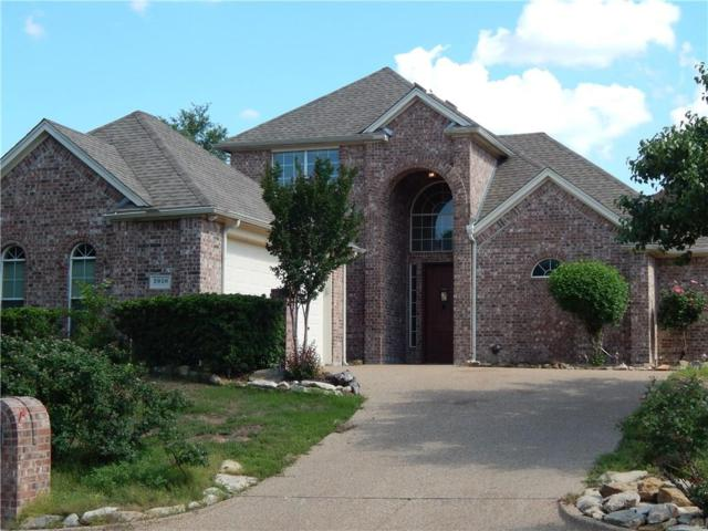 2030 Country Brook Drive, Weatherford, TX 76087 (MLS #14093542) :: The Heyl Group at Keller Williams