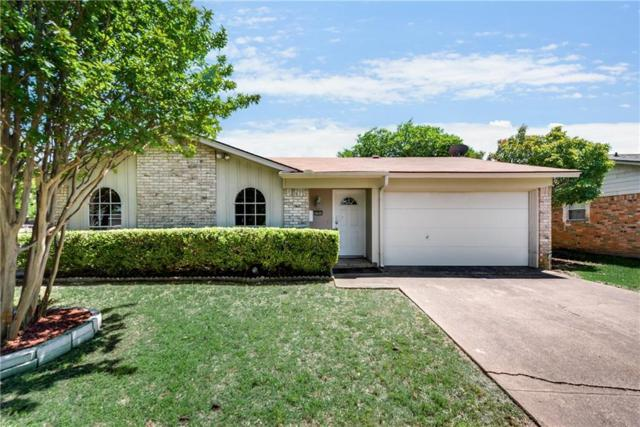 1702 Homestead Place, Garland, TX 75044 (MLS #14093598) :: NewHomePrograms.com LLC