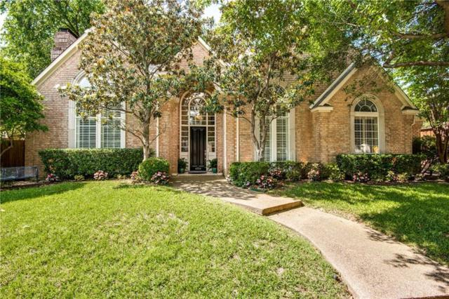 4504 Briar Oaks Circle, Dallas, TX 75287 (MLS #14093623) :: Performance Team