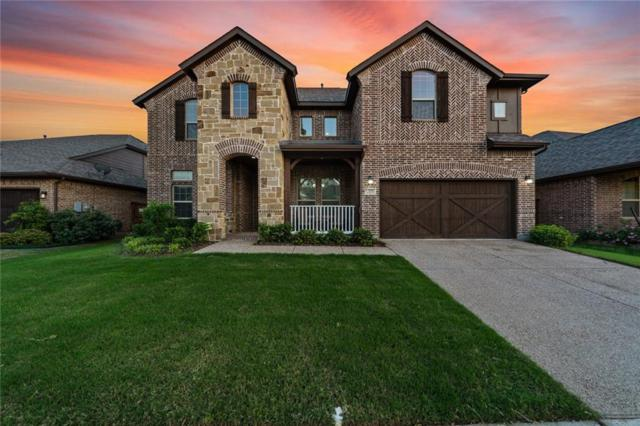 808 Wilmington Lane, Savannah, TX 76227 (MLS #14093625) :: Lynn Wilson with Keller Williams DFW/Southlake
