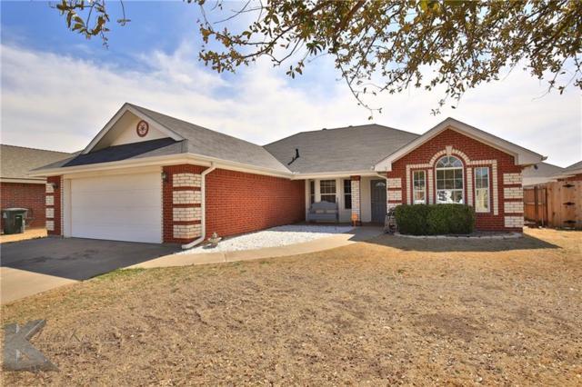1333 Tulane Drive, Abilene, TX 79602 (MLS #14093636) :: Baldree Home Team