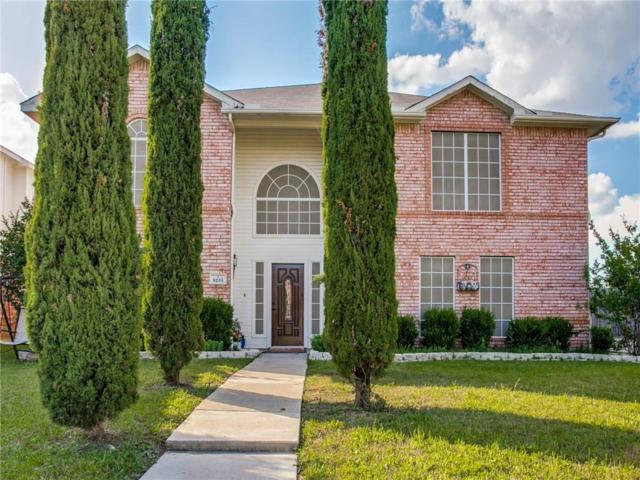 8235 Tombstone Drive, Arlington, TX 76001 (MLS #14093638) :: The Hornburg Real Estate Group