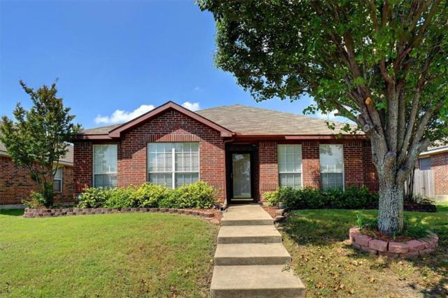 201 Cobblestone Drive, Wylie, TX 75098 (MLS #14093664) :: All Cities Realty