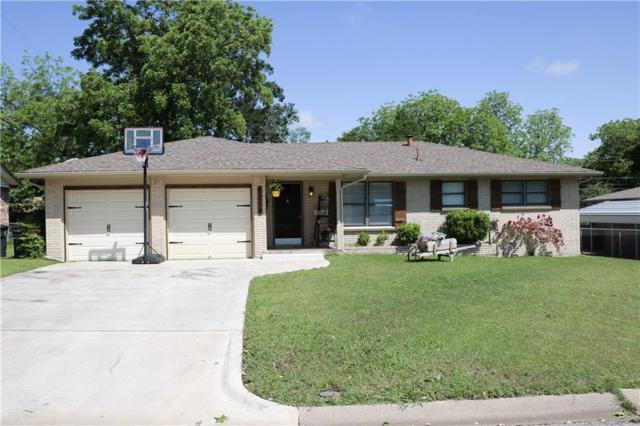 1214 Briarwood Drive, Cleburne, TX 76033 (MLS #14093665) :: Potts Realty Group