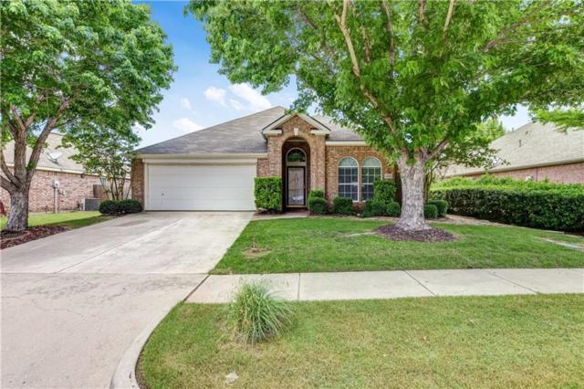 1045 Broken Spoke Drive, Little Elm, TX 75068 (MLS #14093707) :: The Good Home Team