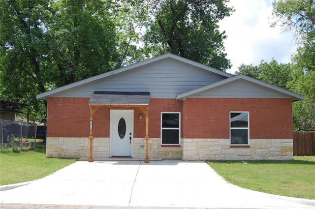 1012 E Oak Street, Denton, TX 76205 (MLS #14093714) :: Real Estate By Design