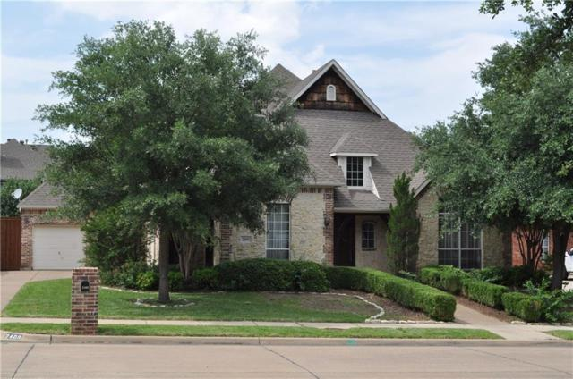 2409 Creekwood Court, Keller, TX 76248 (MLS #14093745) :: Team Tiller