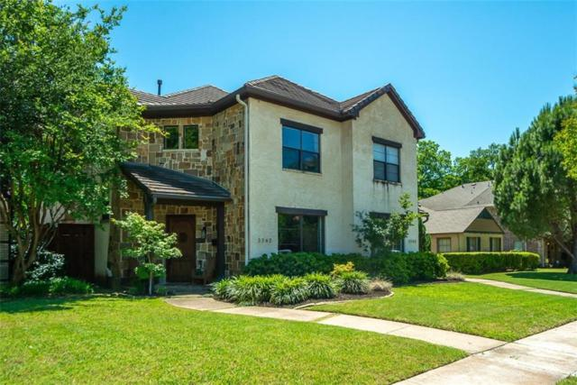 5342 Longview Street, Dallas, TX 75206 (MLS #14093752) :: Baldree Home Team