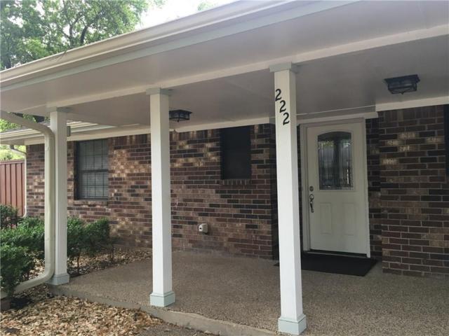 222 Randy Lee Lane, Mckinney, TX 75071 (MLS #14093755) :: Roberts Real Estate Group