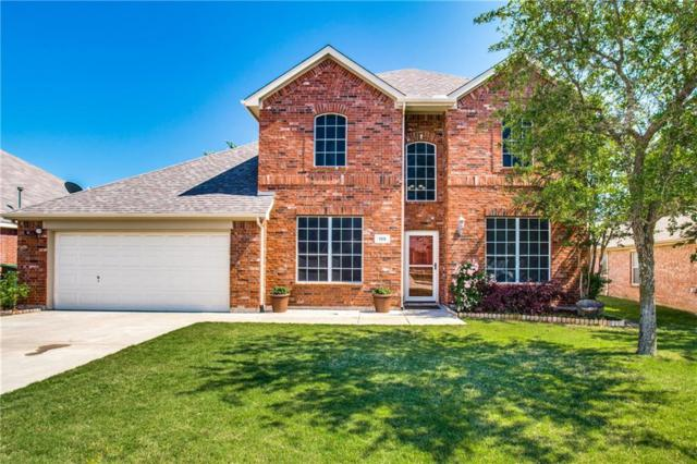 108 Millington Trail, Mansfield, TX 76063 (MLS #14093770) :: Baldree Home Team