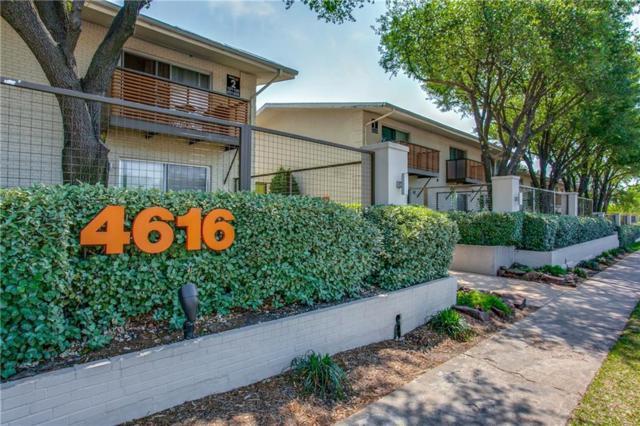 4616 W Lovers Lane #115, Dallas, TX 75209 (MLS #14093778) :: Team Hodnett