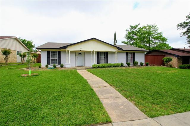 1621 Woodlawn Parkway, Mesquite, TX 75149 (MLS #14093784) :: The Good Home Team