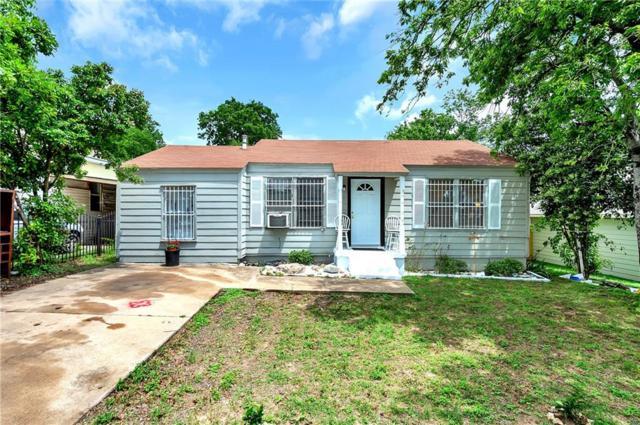 3213 Bideker Avenue, Fort Worth, TX 76105 (MLS #14093795) :: The Heyl Group at Keller Williams