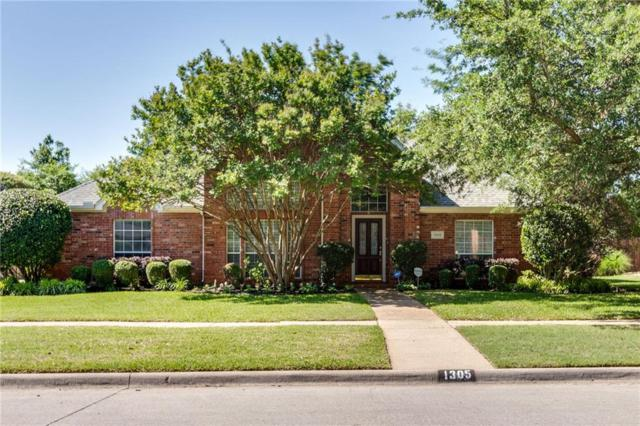 1305 Normandy Drive, Southlake, TX 76092 (MLS #14093838) :: Baldree Home Team