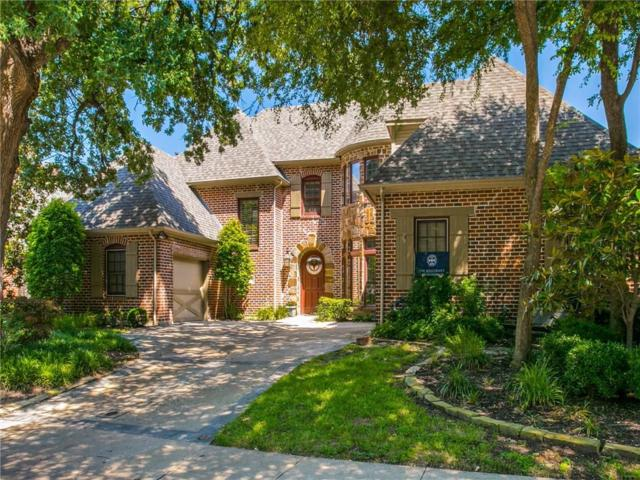 722 Armstrong Boulevard, Coppell, TX 75019 (MLS #14093841) :: The Star Team | JP & Associates Realtors