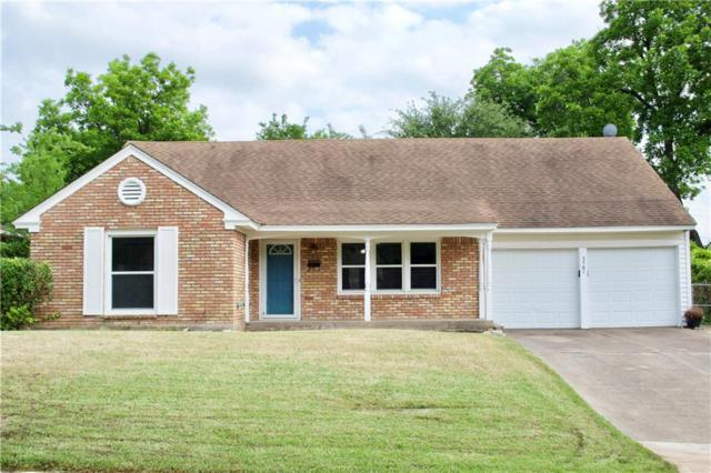 3501 Covert Avenue, Fort Worth, TX 76133 (MLS #14093895) :: The Rhodes Team