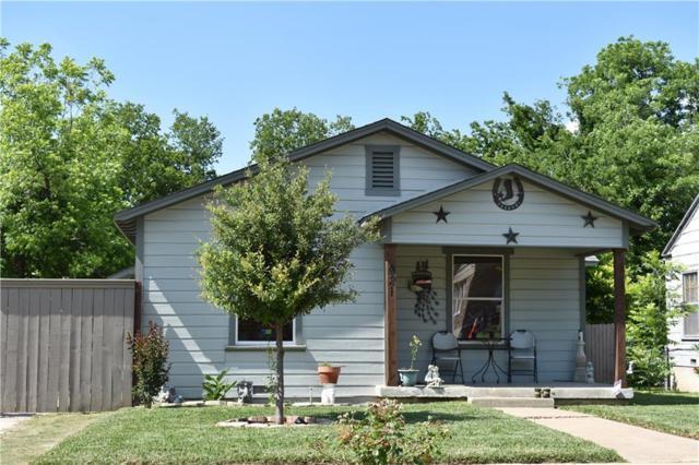 921 E Ramsey Avenue, Fort Worth, TX 76104 (MLS #14093898) :: Century 21 Judge Fite Company