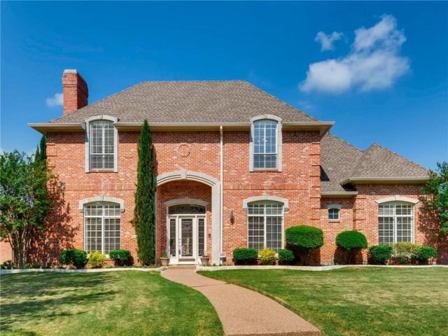 5856 Bridle Bend Court, Plano, TX 75093 (MLS #14093900) :: Vibrant Real Estate