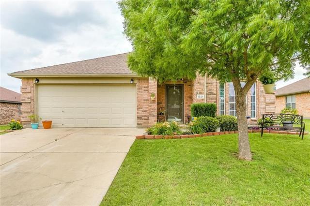 1321 Columbia Drive, Midlothian, TX 76065 (MLS #14093909) :: Vibrant Real Estate
