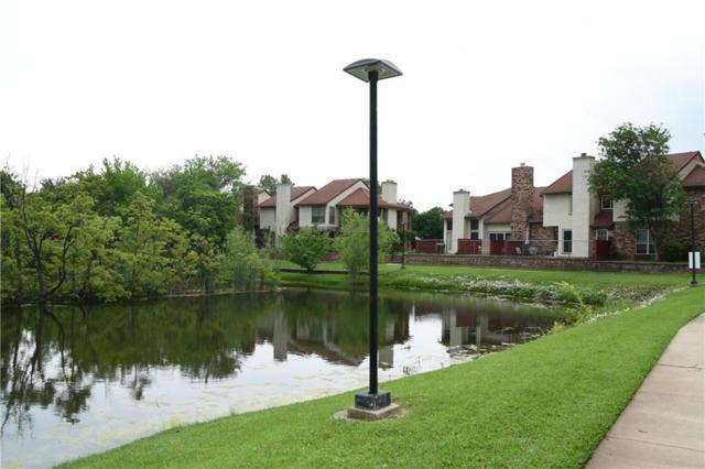 1021 Turtle Lake Circle #217, Irving, TX 75060 (MLS #14093933) :: Century 21 Judge Fite Company