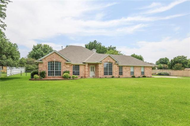 209 Valley Ranch Road, Weatherford, TX 76087 (MLS #14094019) :: The Mitchell Group