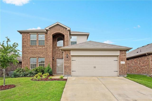 641 Cameron Way, Azle, TX 76020 (MLS #14094024) :: The Real Estate Station