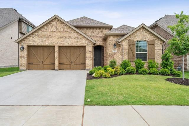 14916 Gentry Drive, Aledo, TX 76008 (MLS #14094027) :: Real Estate By Design